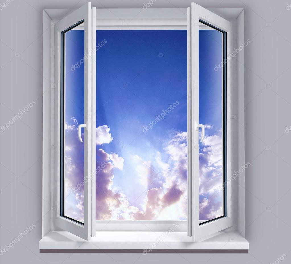 open window on the sky