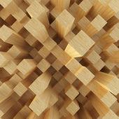 abstraktní obraz pozadí kostky