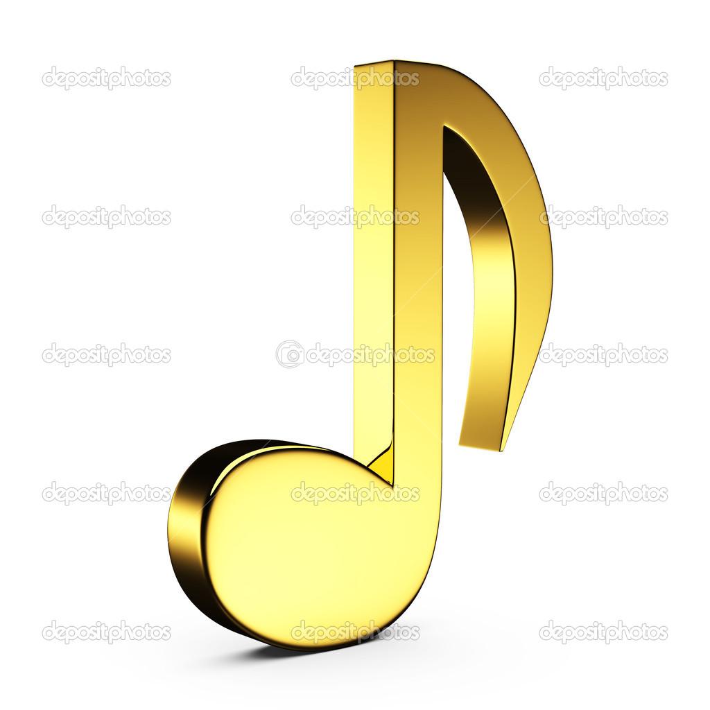 3d golden music notes stock photo yavuzunlu 26266187 3d golden music notes photo by yavuzunlu thecheapjerseys Gallery