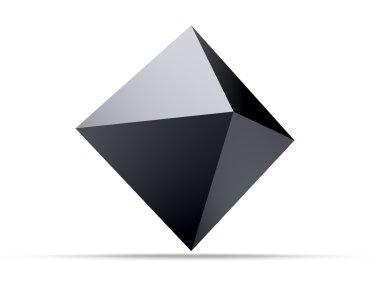 3d metal octahedron