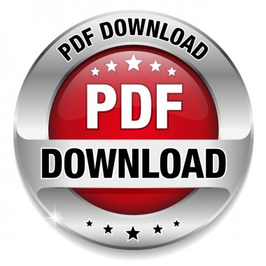 Red PDF download button