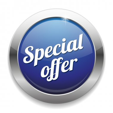 Big special offer button