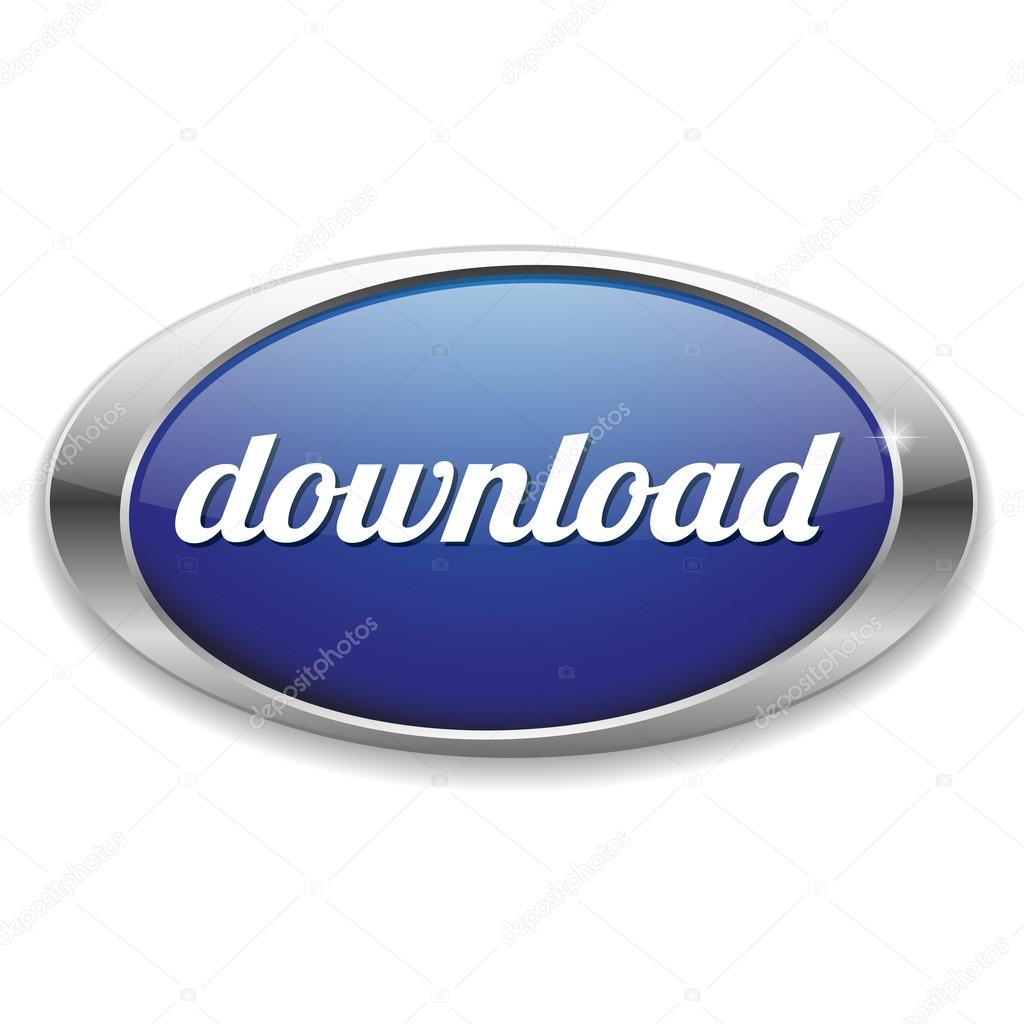 Oval download button