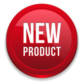 Photo Big red new product button