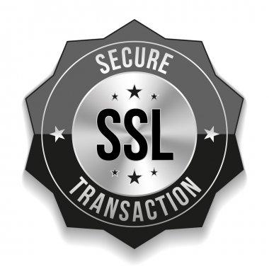 Secure transaction button