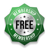 Odznak členství zdarma
