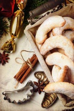 Christmas homemade cookies (vintage)