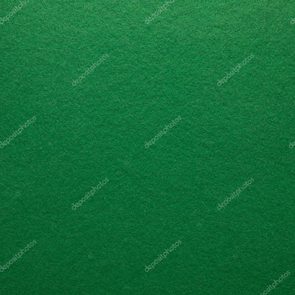 Green felt