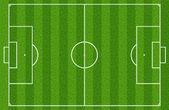 Fotografie soccer field or football field