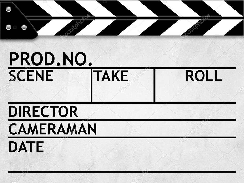 clapper board or slate white board with texture stock clipboard clipart black and white clapboard clipart free