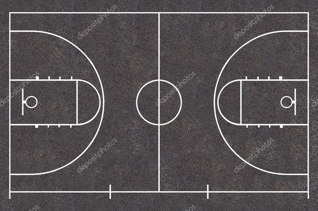 terrain de basket photographie kittichai 21588289. Black Bedroom Furniture Sets. Home Design Ideas