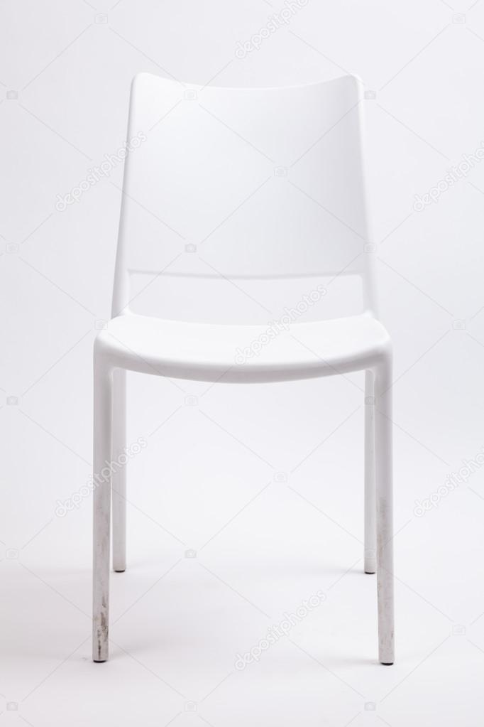 Weißer Stuhl Stockfoto Darkkong 33022729