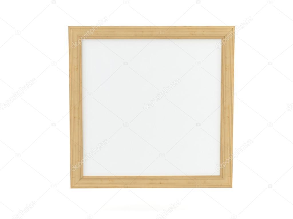 marco de fotos en el material de madera — Foto de stock © maziarAgha ...