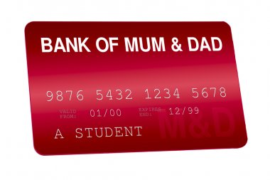 Bank of Mum and Dad Credit Card Family Finances