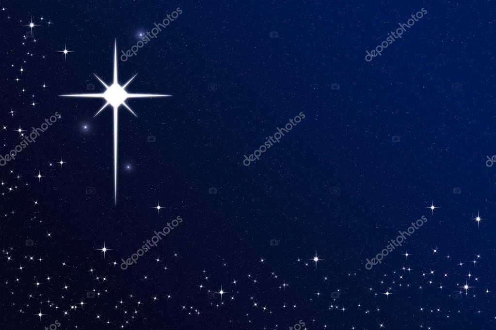 wishing on a starry christmas night sky stock photo - Starry Christmas