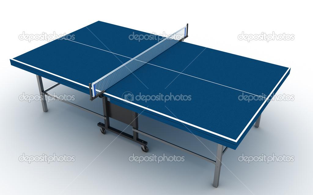 Omasex auf dem Ping Pong Tisch