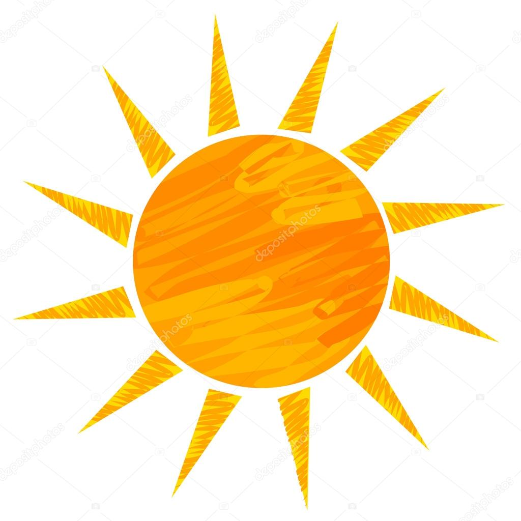dibujo de sol vector de stock studiobarcelona 30448307