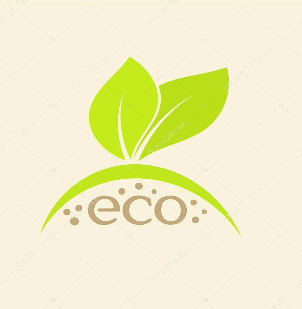 Eco emblem