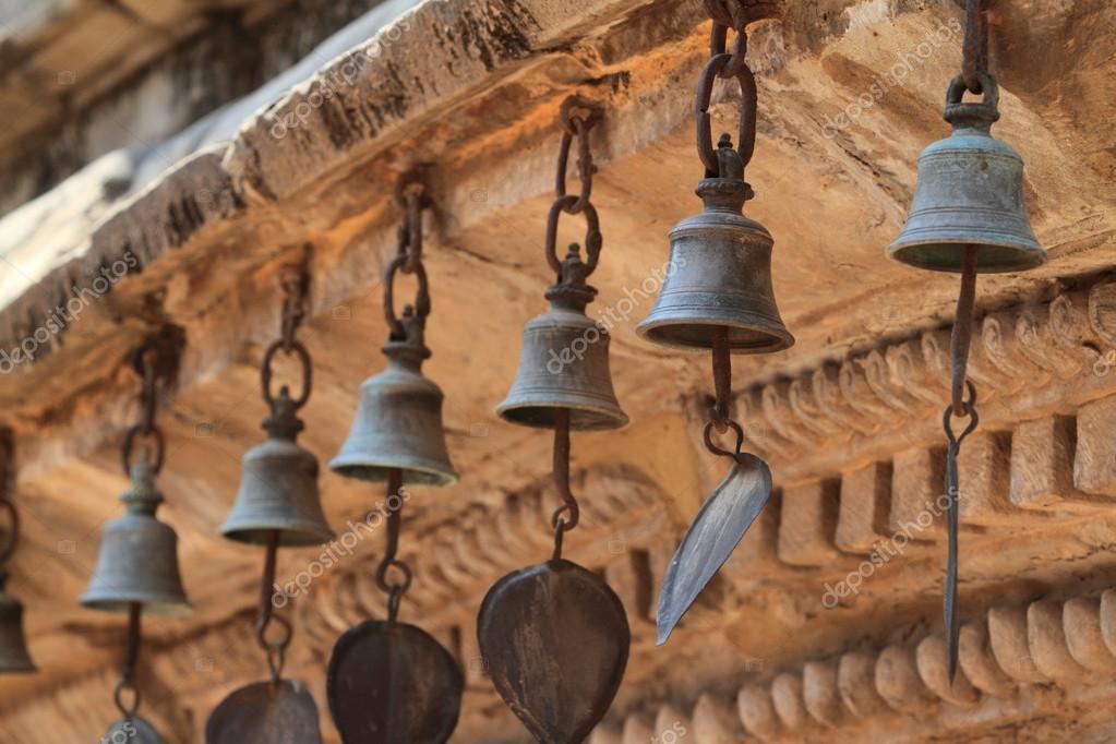 Bell Of Bkatapur — Stock Photo © hecke06 #46113763