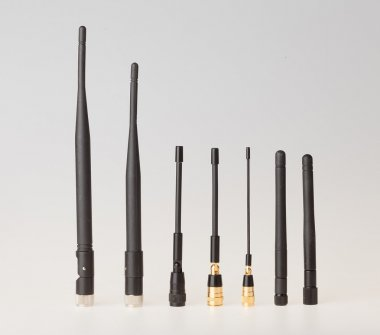 Antennas for different frequency