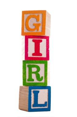 Blocks: Girl (2 of Series)