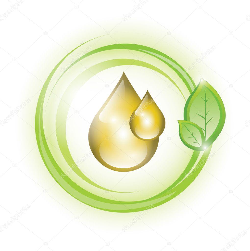 Eco oil drops