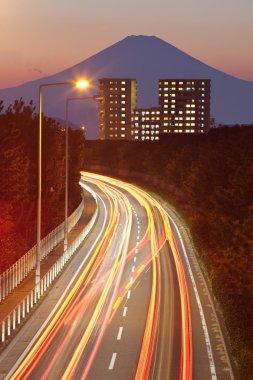 The blur 5 Freeway