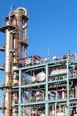 Fotografia impianto industriale petrolchimico