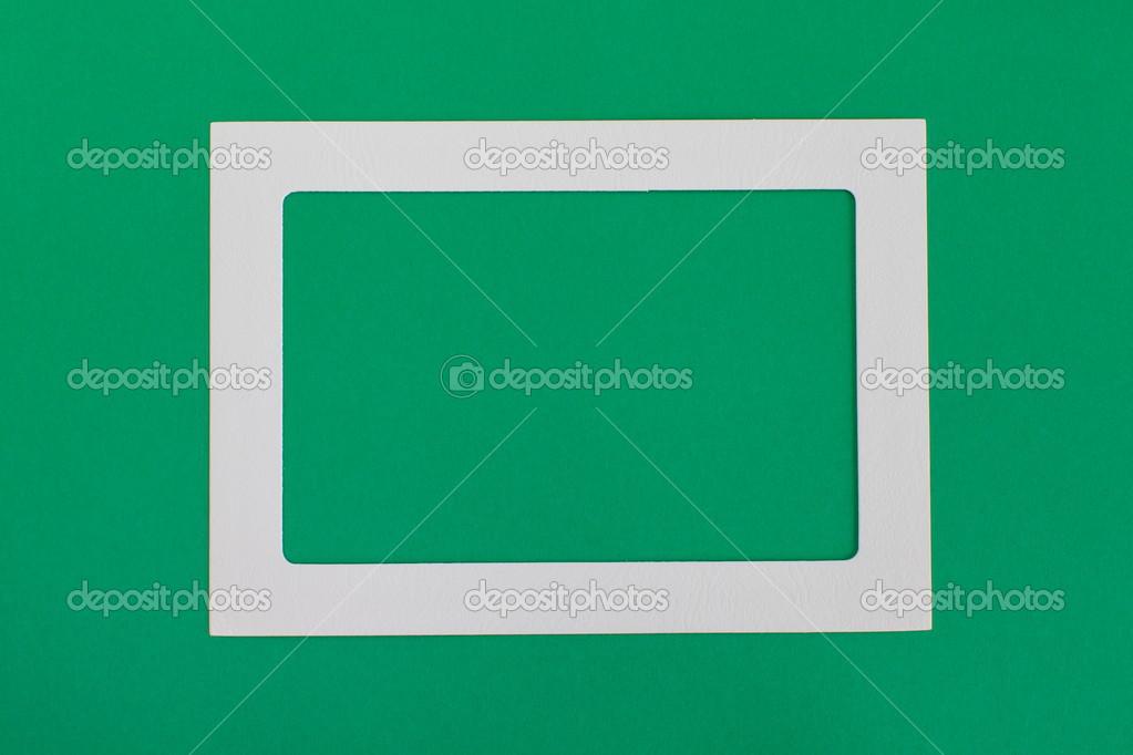 Papier-Fotorahmen — Stockfoto © Torsakarin #40633355