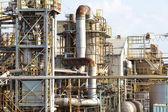 Fotografie Petrochemické průmyslový závod