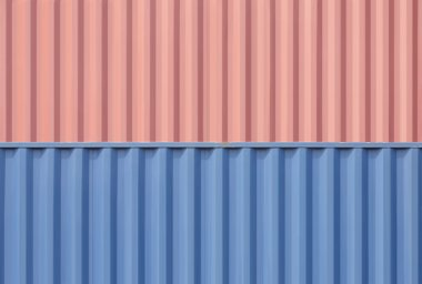 Color Containers shipping