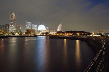 beautiful night cityscape