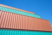 Fotografie Container Versand