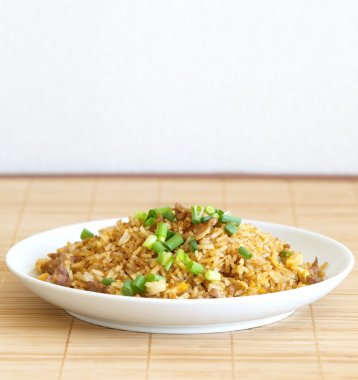 fried rice an excellent side