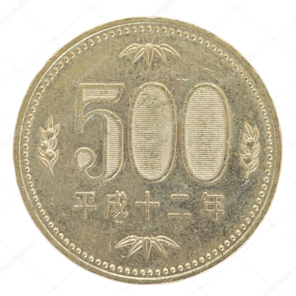 93112bdf13 Moneta di yen moneta giapponese — Foto Stock © Torsakarin #48151689