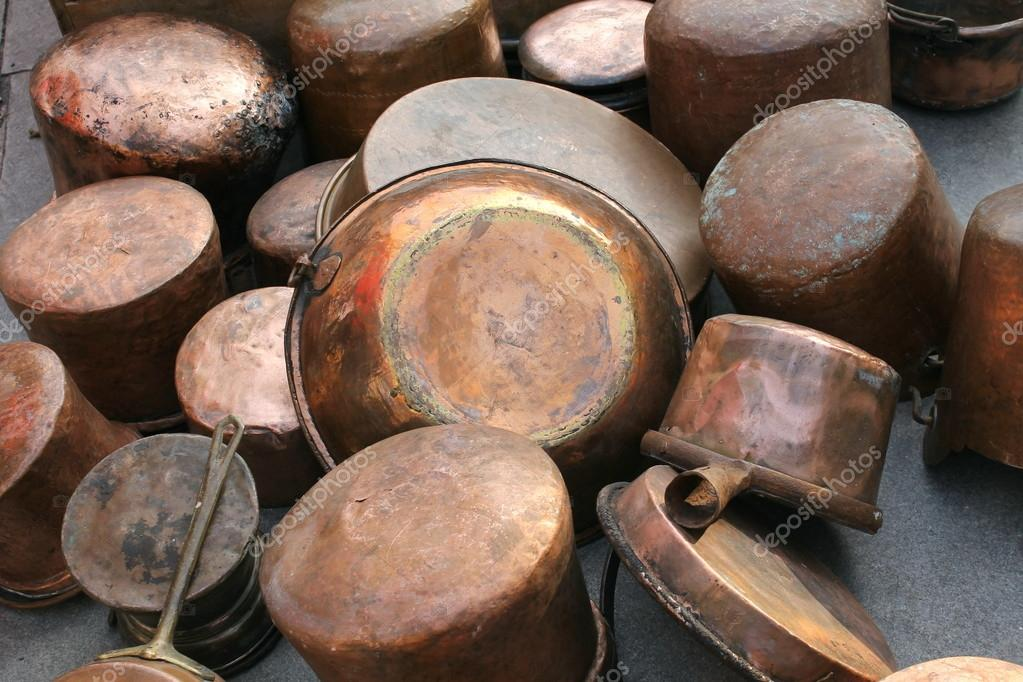 To old with pots copper do what Everything You
