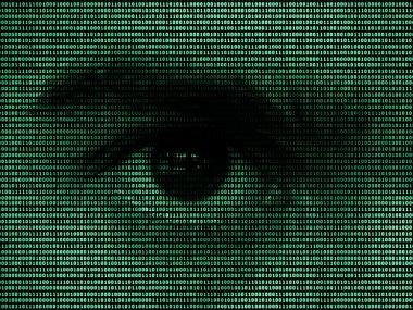 Eye in binary Data
