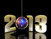 Fényképek 2013-as új év Disco Ball