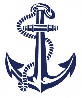 Anchor stencil vector