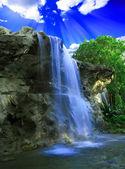 Kouzelný vodopád
