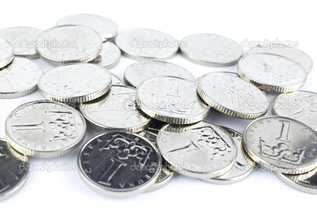 Tschechische Währung Stockfoto Taborsky 51622393
