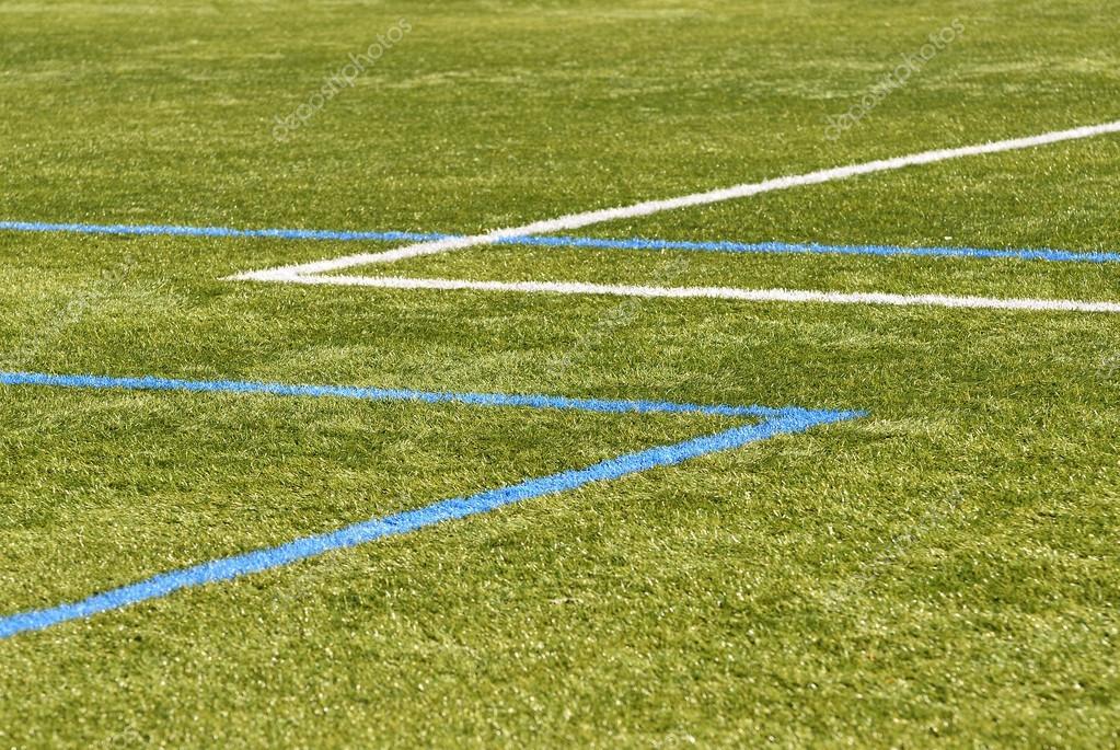 football field lines