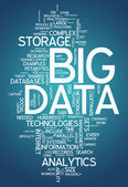 Wort Cloud Big Data