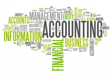 Word Cloud Accounting