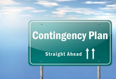 Highway Signpost Contingency Plan