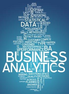 Word Cloud Business Analytics