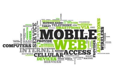 Word Cloud Mobile Web