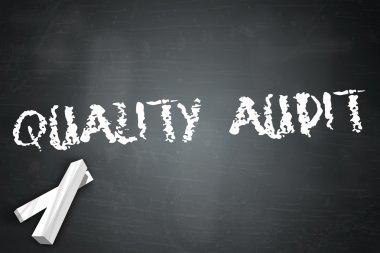 Blackboard Quality Audit