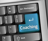 Photo Keyboard Illustration Coaching
