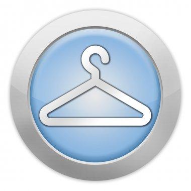 Icon, Button, Pictogram Coat Hanger